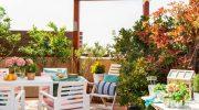 Лятна трапезария на верандата или терасата – 36 идеи