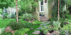 Настилките – декоративен и комуникационен елемент в градината