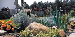 Дворът ни – уютен и неповторим