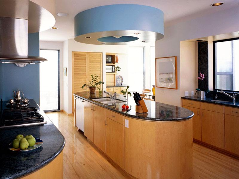 Тайното оръжие на модерната кухня: кухненският остров!