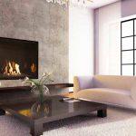 Модерните камини са по-подходящ вариант за съвременните минималистични жилища
