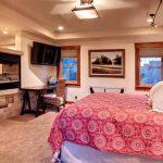 И в града спалнята може да прилича на такава в планинска хижа