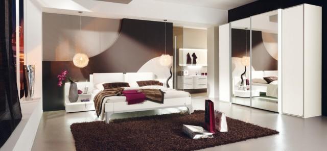 15 идеи за модерни бели спални