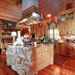 Камък и дърво - отличителните белези на селските кухни