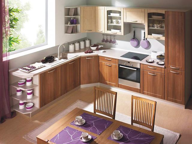 Ъглова кухня