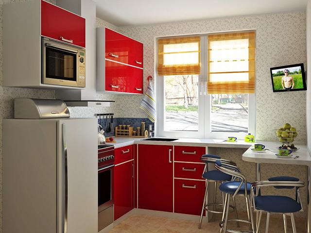 Интериорни уроци за хитринки в кухнята