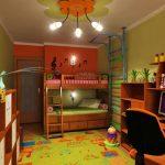 Стая за 2 деца