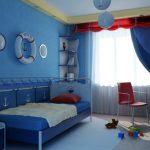 Стая с морска тематика