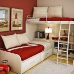 Стая с високои ниско легло