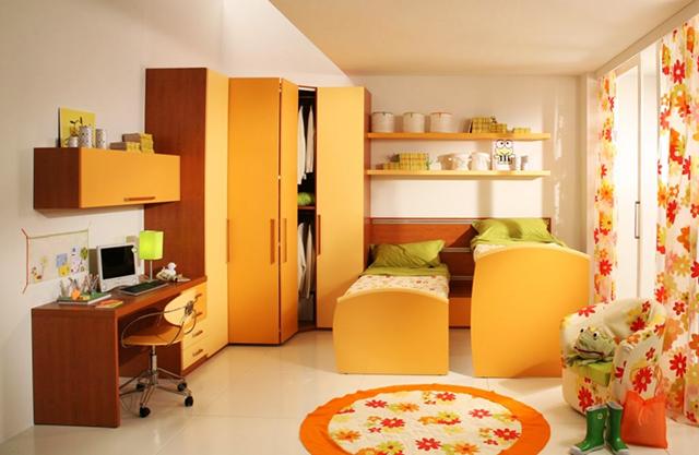 Стая с двойно легло