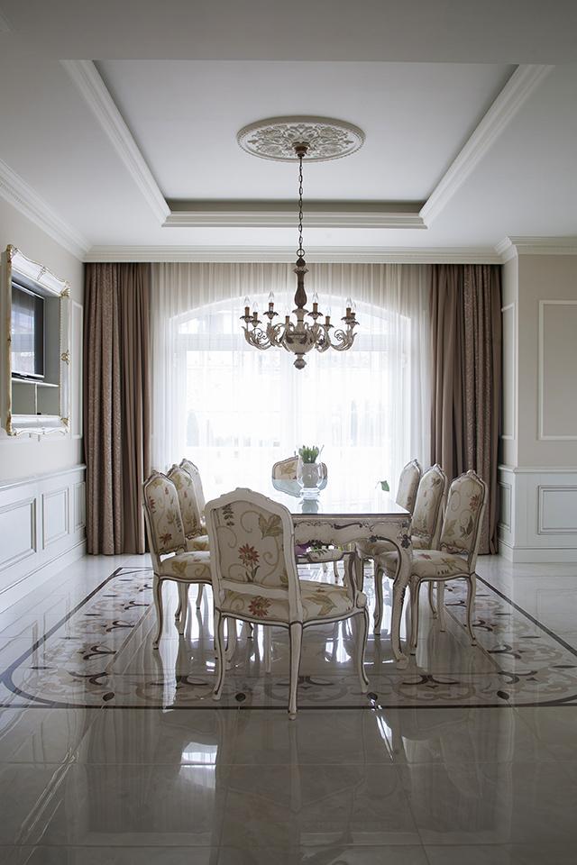 Италиански мебели от Клас Интериор - трапезария