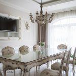 Италиански мебели от Клас Интериор - маса за хранене