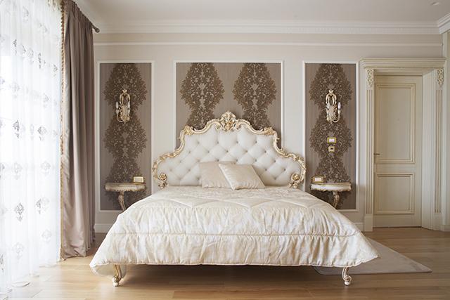 Италиански мебели от Клас Интериор - спалня