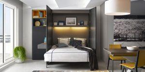 Умни мебели за ограничени пространства и малки жилища