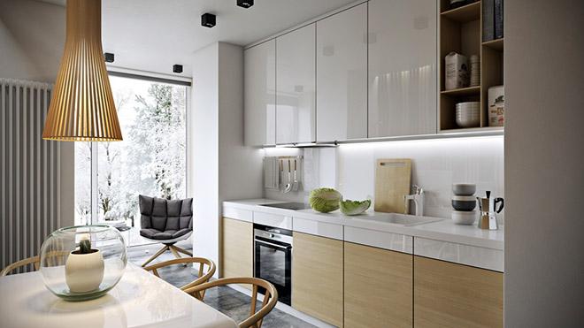 Избор на цвят за кухня - съвети и препоръки