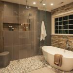 Декоративен облицовъчен камък в банята