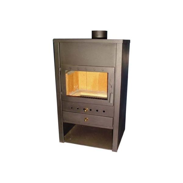 Печка на твърдо гориво - Серия Е2