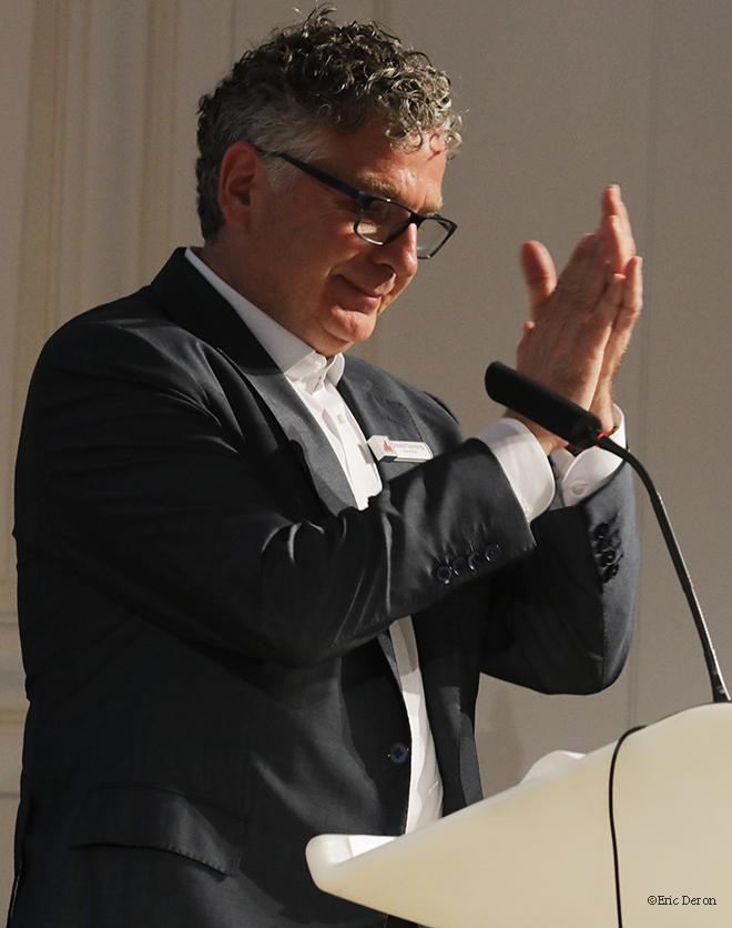 Хаймо Шойх, изпълнителен директор на Винербергер АГ