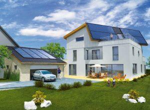 Керамичната къща e4 на Винербергер - комфортна среда на обитаване и ниски енергийни разходи