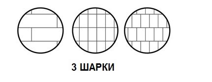 Три шарки