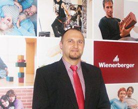 """Интервю с инж. Цанко Миланов, търговски директор и прокурист на""""Винербергер"""" ЕООД"""