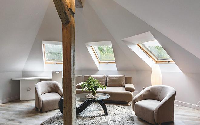 Прозорци за покрив Tondach