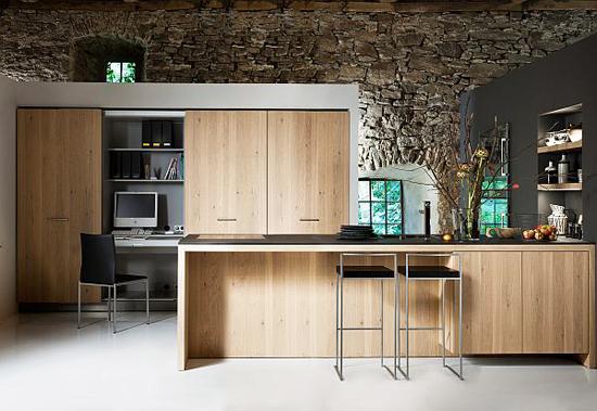 Офис в кухнята