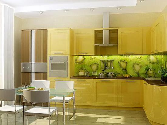 Кухнята като картина