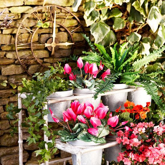 Ретро-закачки в градината