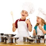 Идея за почти истинска детска кухня