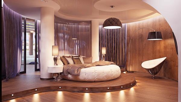 спалня модерна