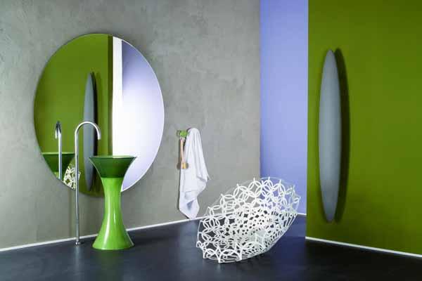 Колекция колонни мивки от Regia
