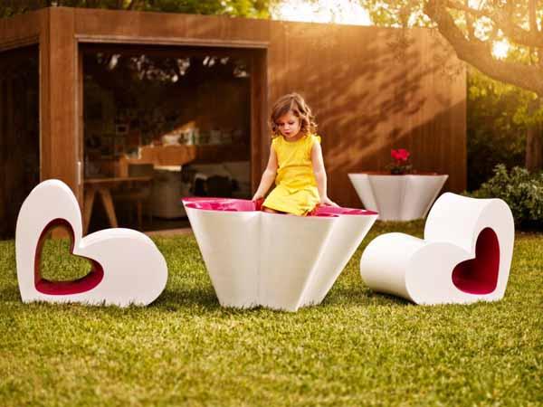 Масичка-цвете и столчета-сърчица
