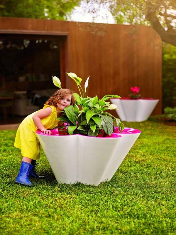 Да се играе в подобна градина е повече от забавно!