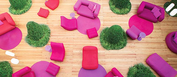 Колекция мебели за добро настроение