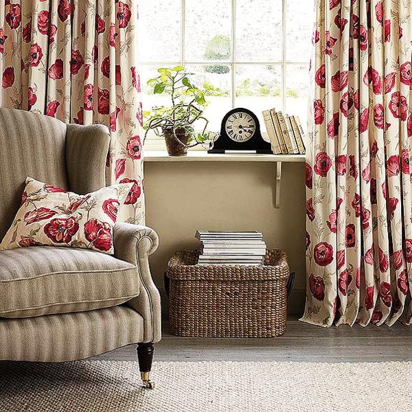 Интериорният текстил променя изцяло настроентието в помещението!