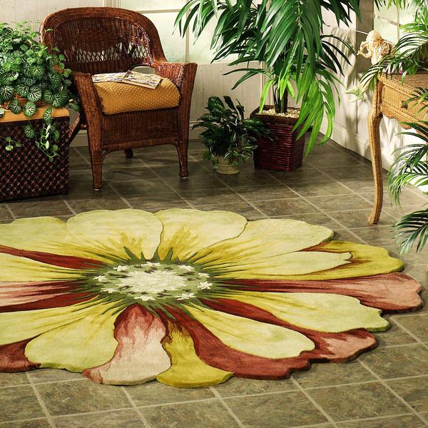 Какво цвете да си постелем днес на пода?!