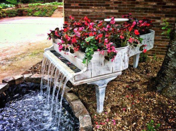 Симфония за градина и вода...