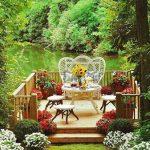 В градината никога не може да ни е скучно!